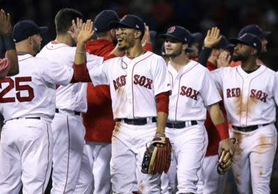 partido de los Red Sox